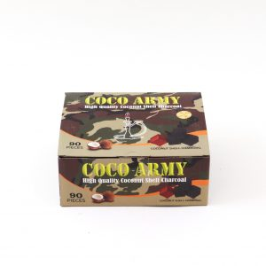 Coco Army Coconut Charcoal