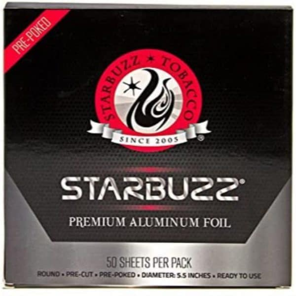 Starbuzz Puched Hookah