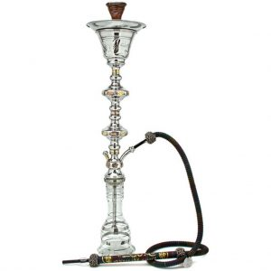 Khalil Mamoon 1001 Nights Ice Hookah