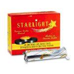 Starlight Charcoals 33mm – 1 box (100 pieces)